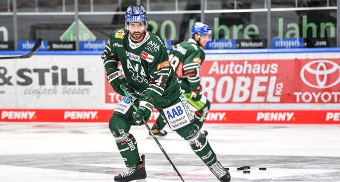 Henry Haase fehlt Panthern gegen Mannheim