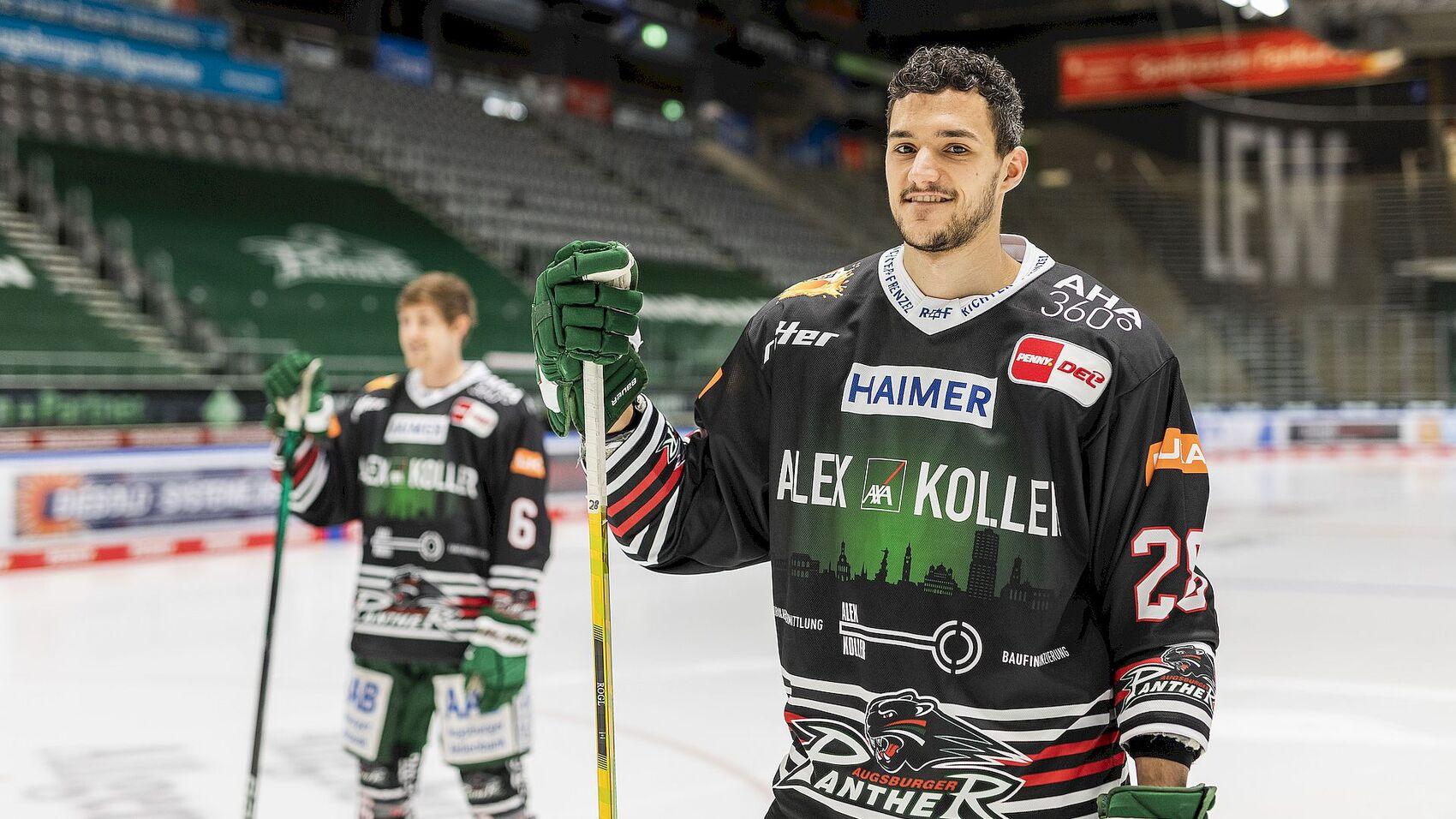 Alex Koller unterstützt die Panther weiterhin