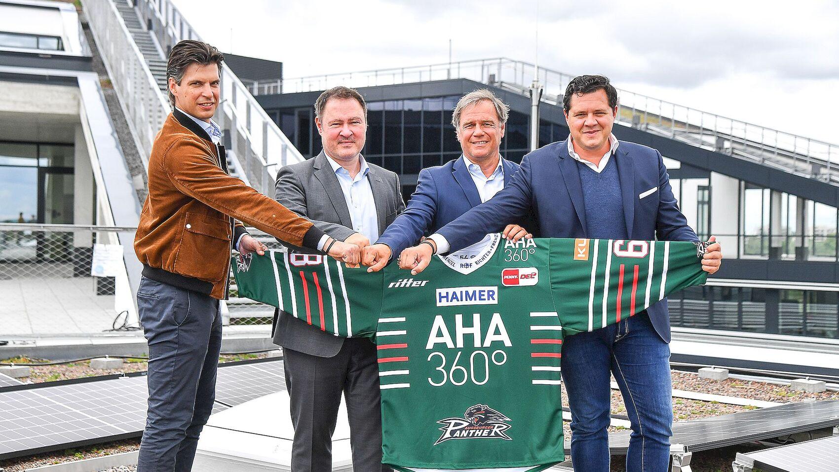 LeitWerk AG & Audax GmbH bleiben Partner der Panther