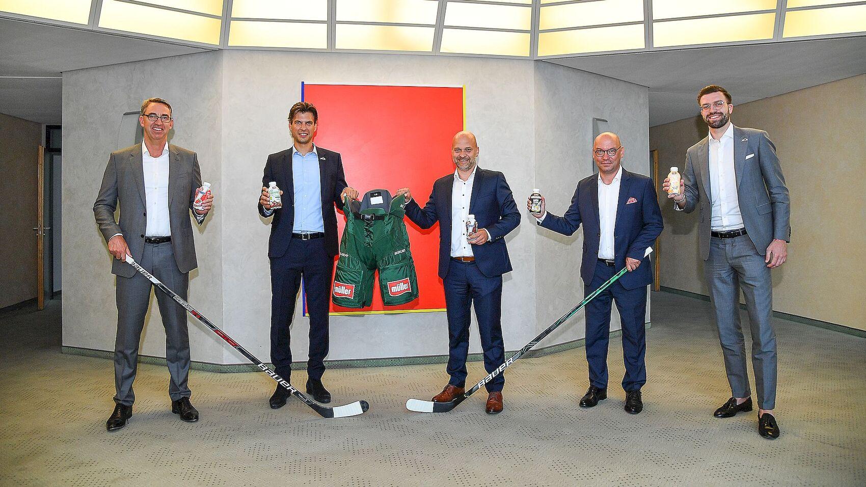 Molkerei Alois Müller wird Top-Partner