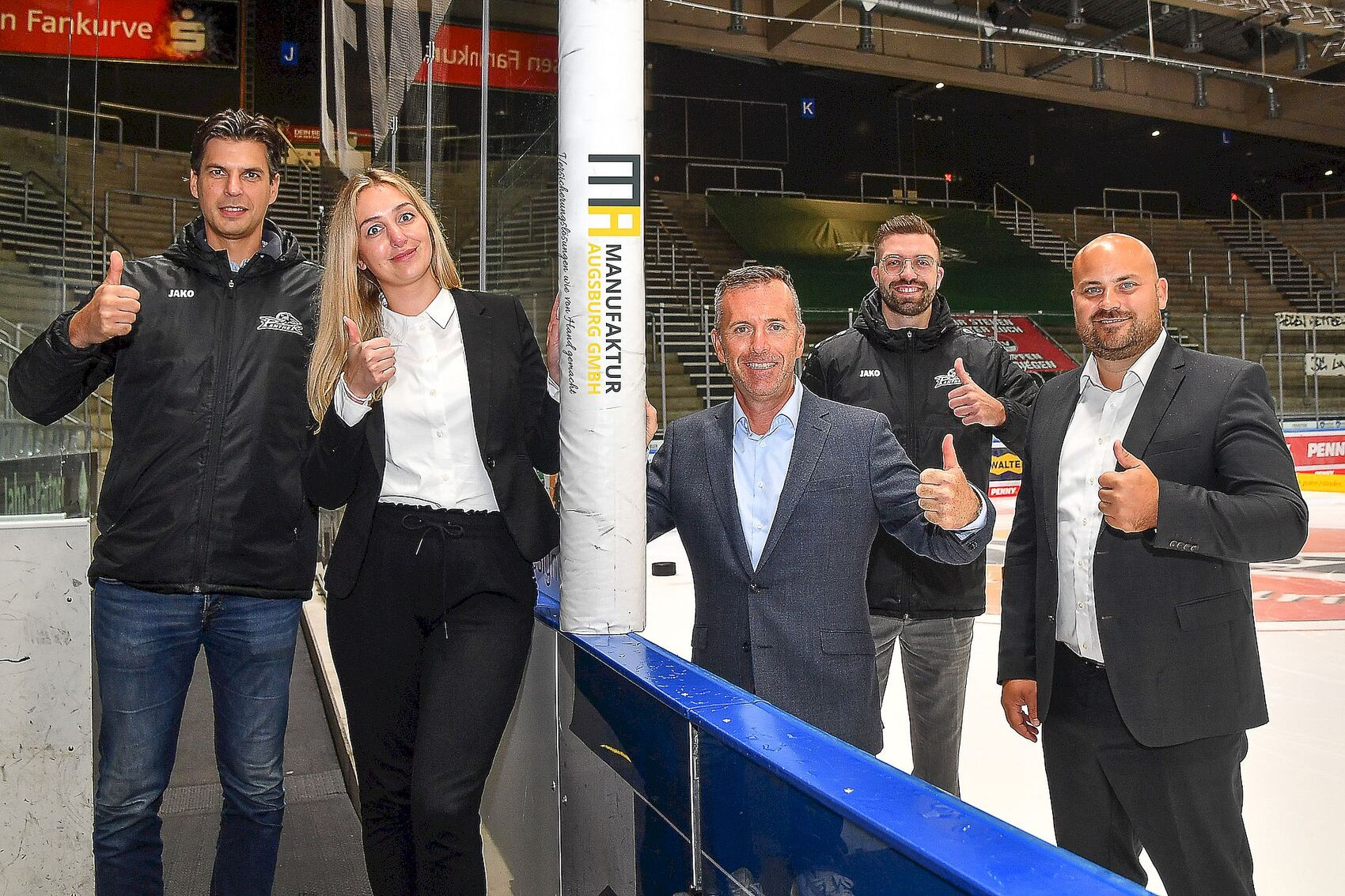 Die Manufaktur Augsburg wird Top-Partner