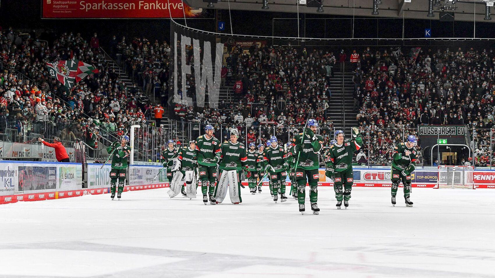 Heimspiel - Derby zwischen Augsburg und München