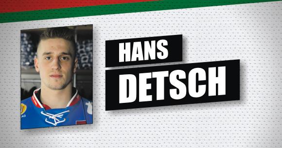 Hans Detsch entscheidet sich für Augsburg und Ravensburg
