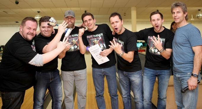7 x Sieben Bowling for Kids