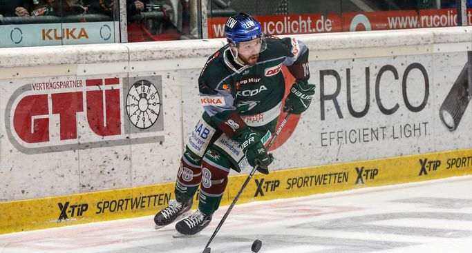 Matt MacKay verlässt die Augsburger Panther