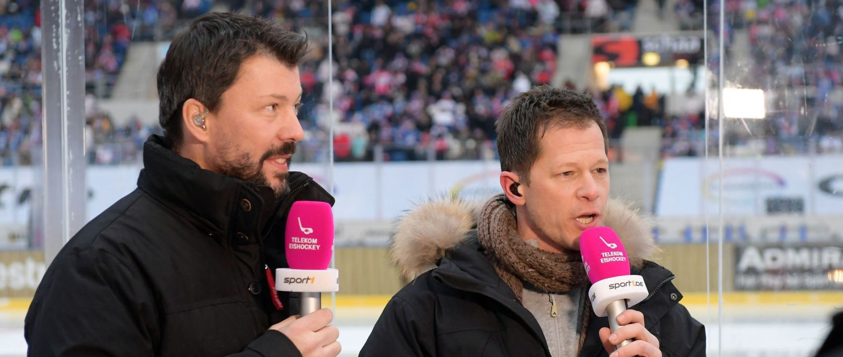 Mehr als 8 Millionen Zuschauer sehen Telekom Eishockey