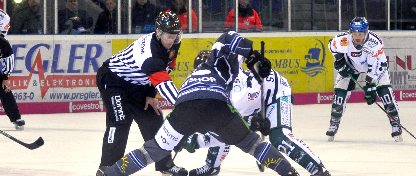 AEV verliert in Straubing