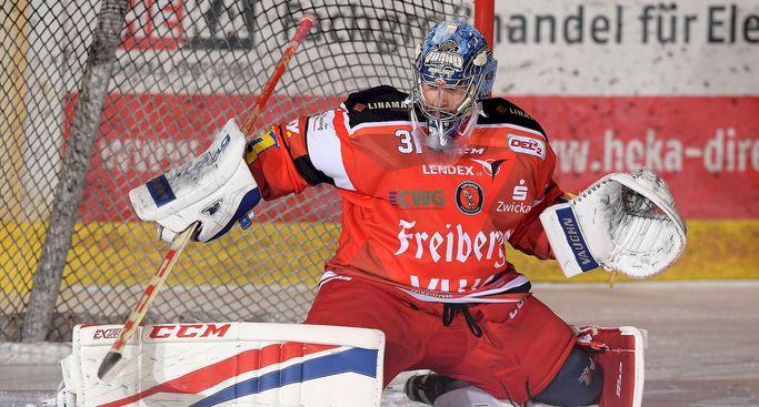 Goalie Olivier Roy wird ein Panther