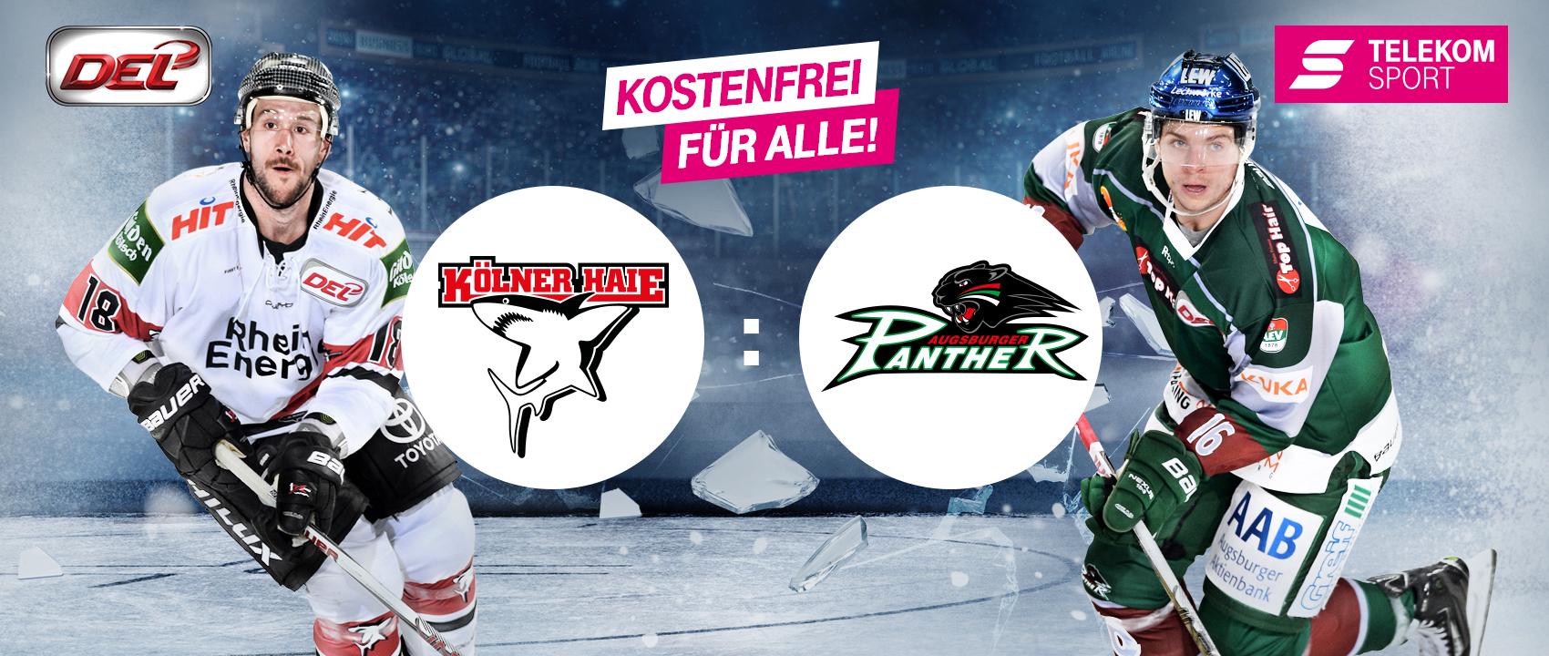 Köln gegen Augsburg - Live und kostenfrei für alle