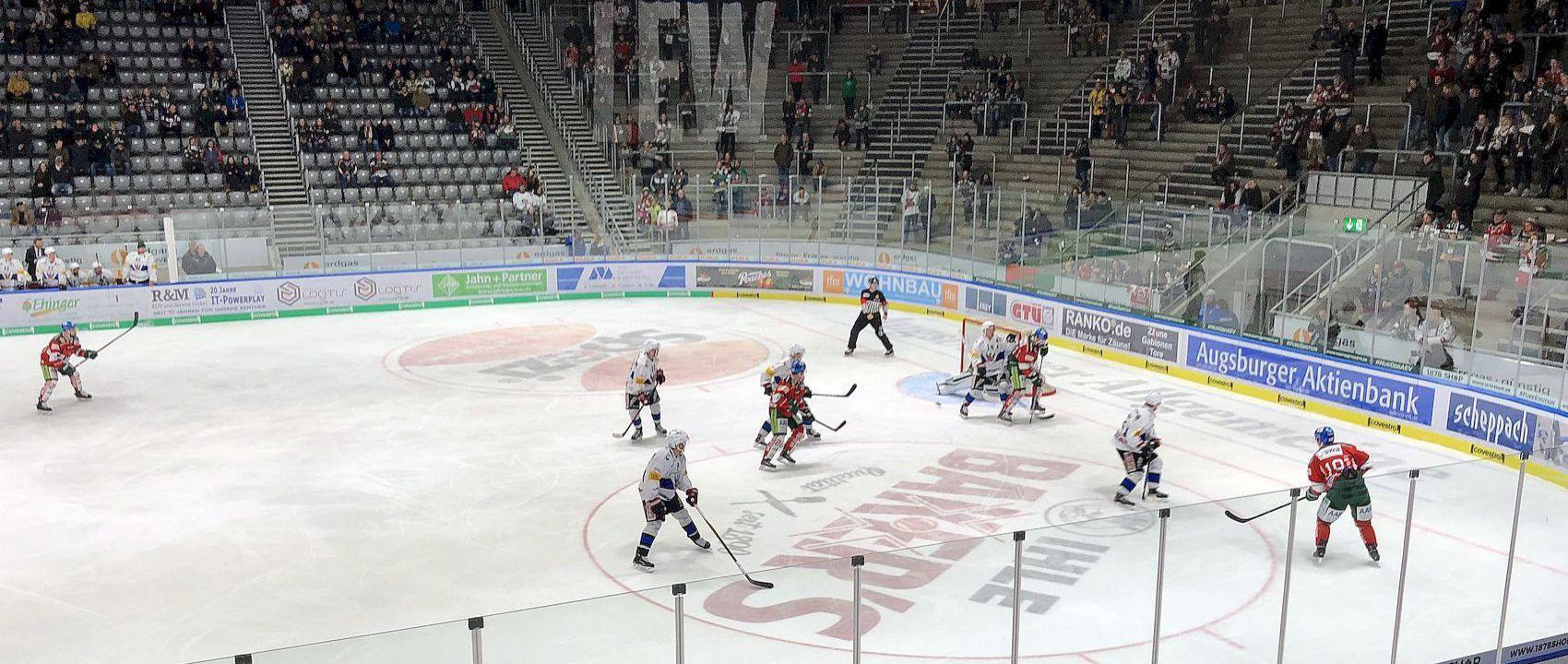 Panther schlagen Fribourg-Gotteron