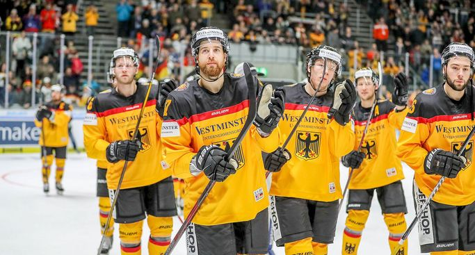DEB-Team mit vier Panthern nach Sotschi