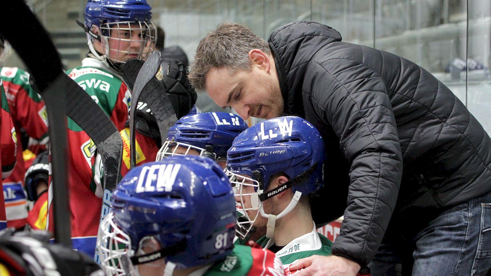 U20-Trainer Bakos verlässt den Augsburger EV