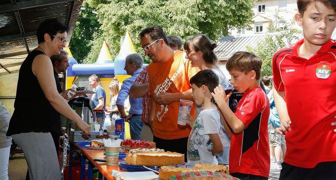 Sommerfest des AEV-Nachwuchses am 29. Juni