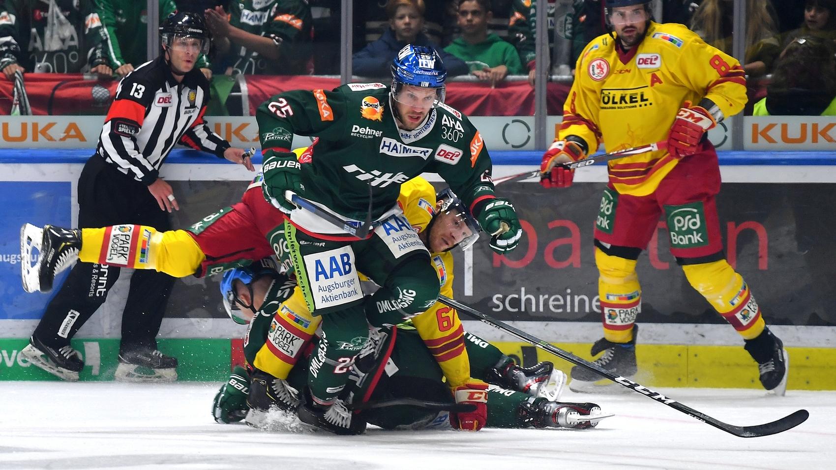 Panther verlieren gegen Düsseldorf
