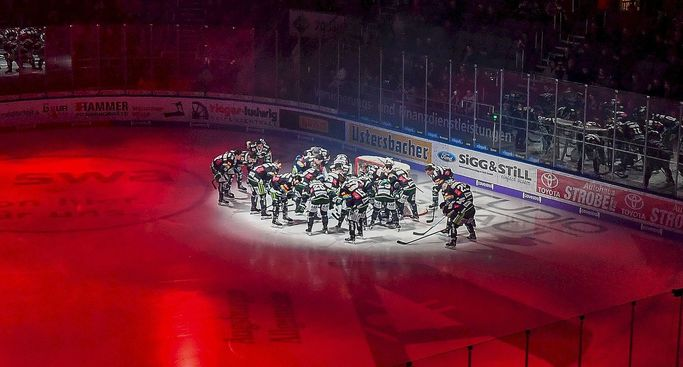 Sechs Spieler verlassen die Augsburger Panther